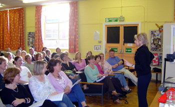 Preventing School Exclusion - training the Solution Focused Approach