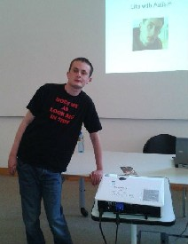 Working with Aspergers, Sean Foley, our Consultant