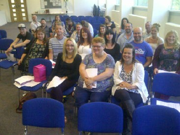 Solution Focused Therapy training, Youth Offending Team, Western Bay, Wales