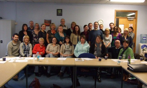 Solution Focused Brief Therapy training NHS Penine mental health course, North West UK