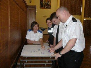 Solution Focused Therapy Youth Offending training, West Midlands Police.